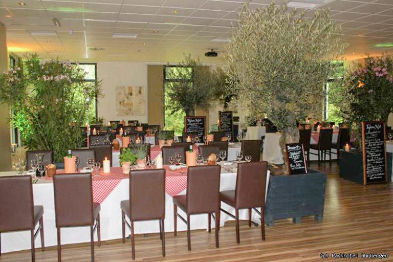 Toskana-Event - Feiern im Parkhotel Ahrbergen